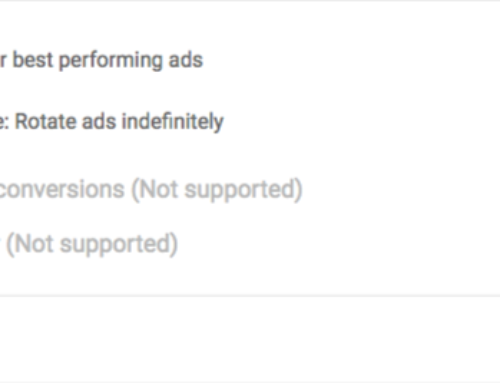 What New AdWords Ad Rotation Settings Mean For You